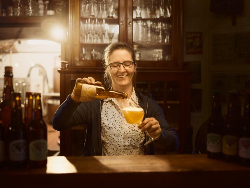 Elfi Forstner: Beim Bierbrauen fühle ich mich wie ein Haubenkoch