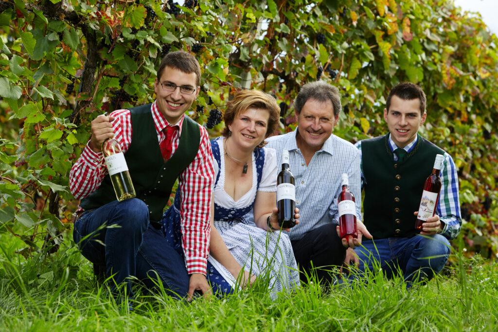 Familie Klug-Voltl